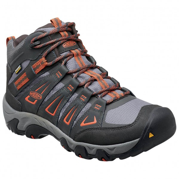 Keen - Oakridge Mid WP - Hiking shoes