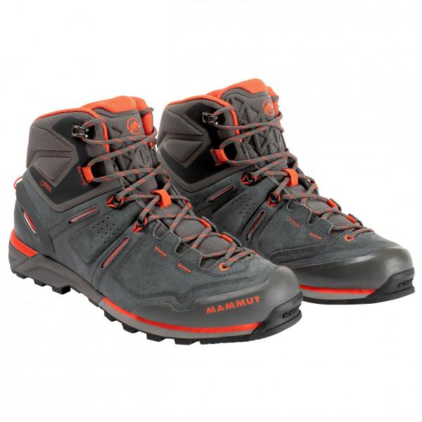 Mammut - Alnasca Pro Mid GTX - Chaussures de randonnée