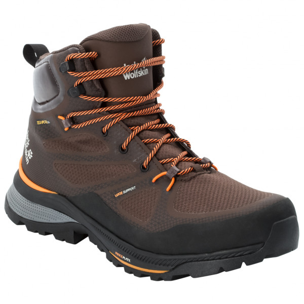 Jack Wolfskin - Force Striker Texapore Mid - Wanderschuhe