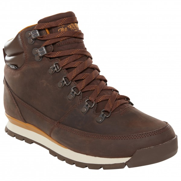 The North Face - Back To Berkeley Redux Leather - Botas invierno