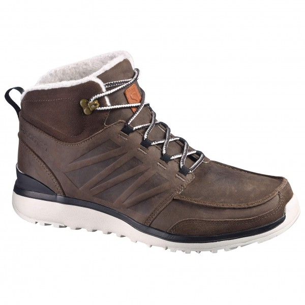 Salomon - Utility Brown - Talvikengät