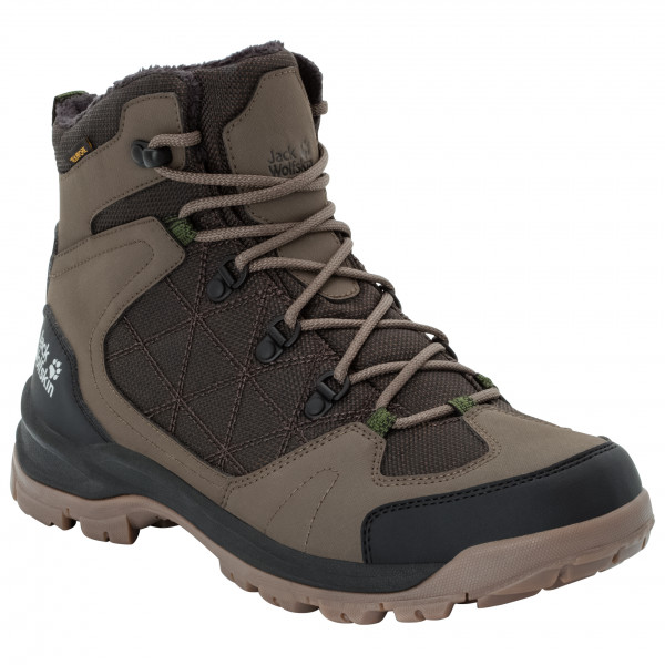 Jack Wolfskin - Cold Terrain Texapore Mid - Winter boots