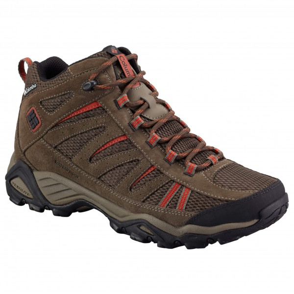 Columbia - North Plains Mid WP - Chaussures multisports