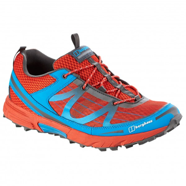 BerghaUK - Vapour Claw Tech Shoe - Polkujuoksukengät
