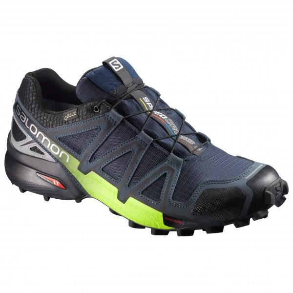 Salomon - Speedcross 4 Nocturne GTX - Polkujuoksukengät