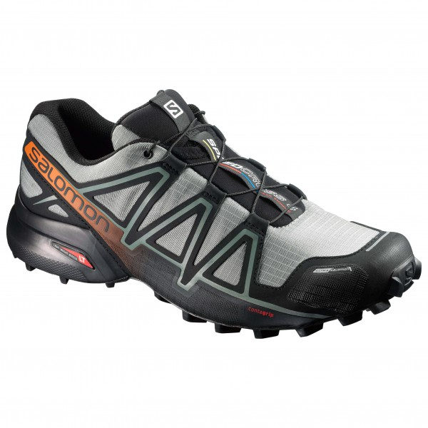 Salomon - Speedcross 4 CS - Polkujuoksukengät