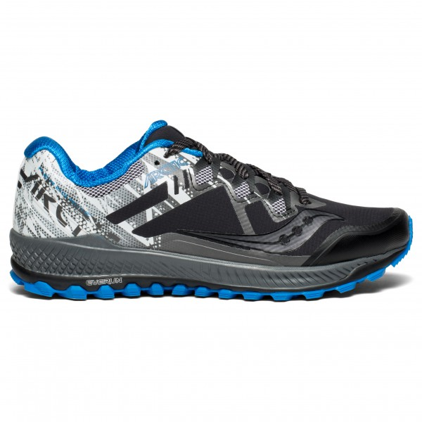 Saucony - Peregrine 8 Ice+ - Trail running shoes
