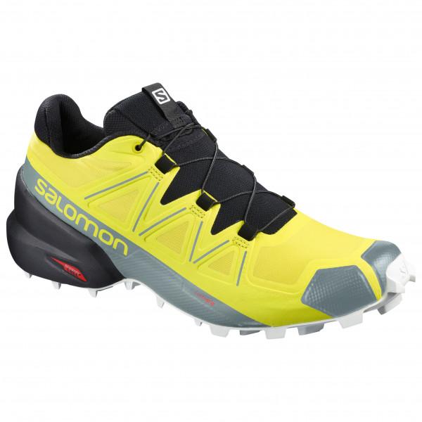 Salomon Speedcross 5 Trailrunning Schuhe Damen Illusion BlueStormy WeatherGarnet im Online Shop von SportScheck kaufen