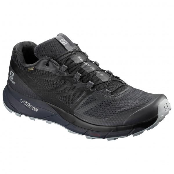 Salomon - Sense Ride 2 GTX Invisible Fit - Zapatillas de trail running