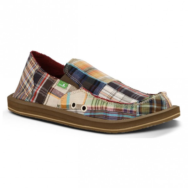 Sanuk - Vagabond Madras - Baskets