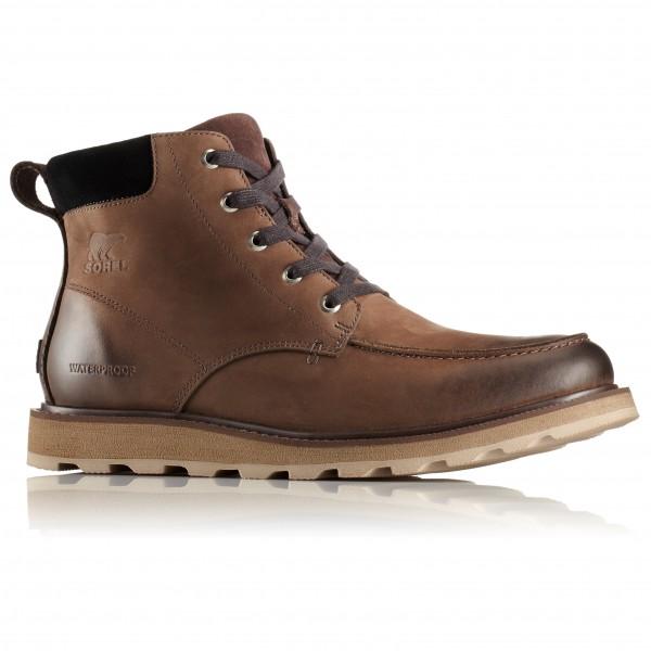 Sorel - Madson Moc Toe Waterproof - Sneaker