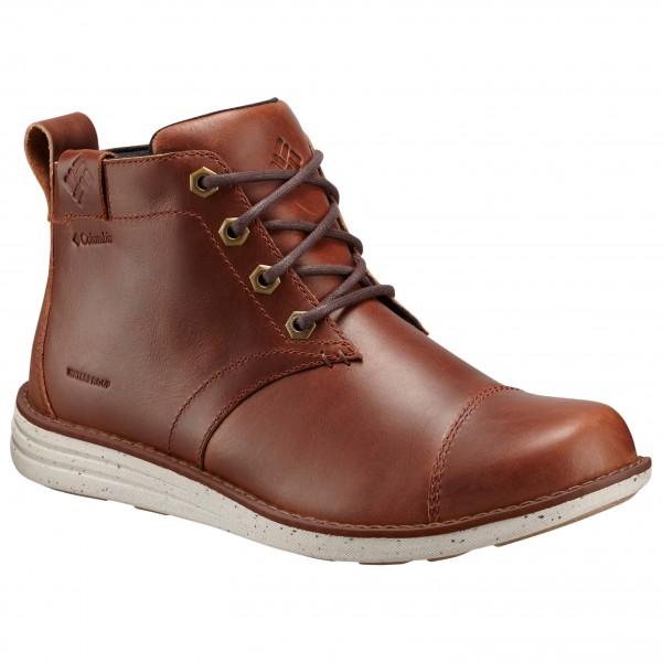 Columbia - Irvington Leather Chukka Waterproof - Sneaker