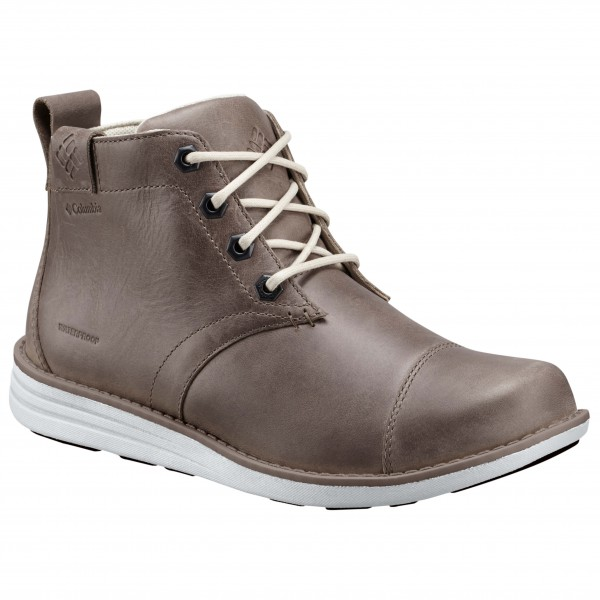 Columbia - Irvington Leather Chukka Waterproof - Sneaker