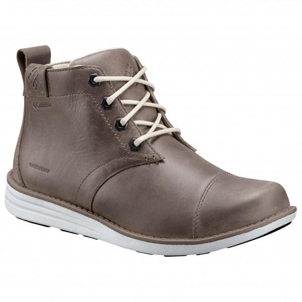 Columbia - Irvington Leather Chukka Waterproof - Sneakers