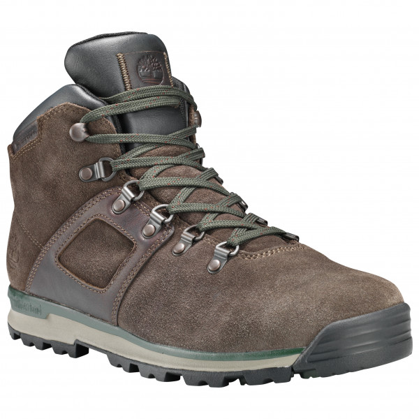 Timberland - GT Scramble Mid Leather WP - Sneakers