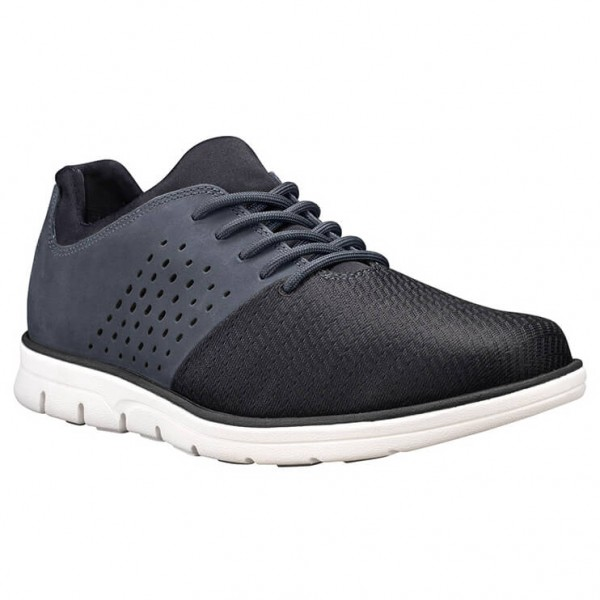 Timberland - Bradstreet Fabric And Leather Oxford - Sneaker