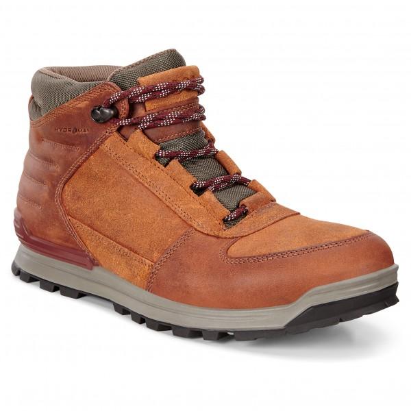 Ecco - Oregon Hydromax Leather Cow/Yak - Sneakers