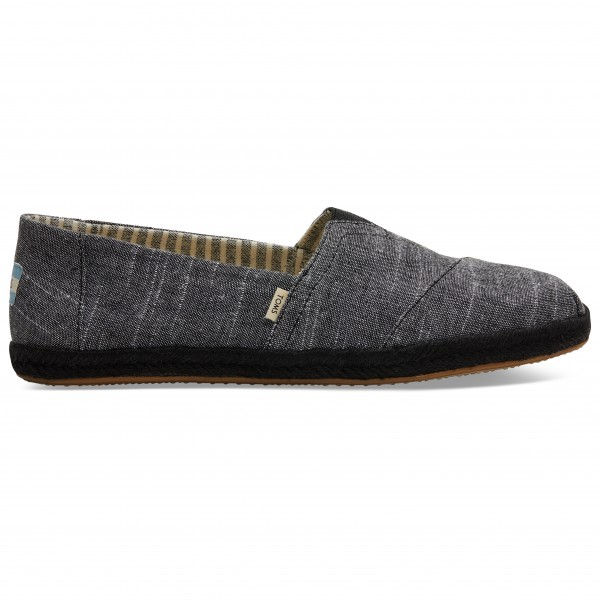 TOMS - Alpargata Rope Chambray Espadrille - Sneaker