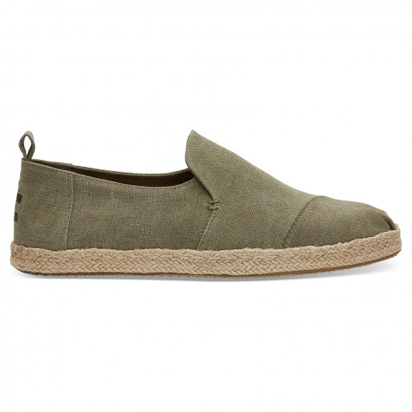 TOMS - Deconstructed Alpargata Rope Espadrille - Sneakers