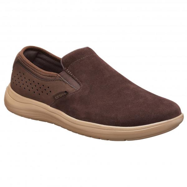 Crocs - Crocs Reviva Suede SlipOn - Sneakers