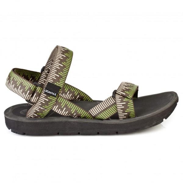 Source - Stream - Sandals