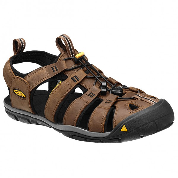 Keen - Clearwater CNX Leather - Sandaler