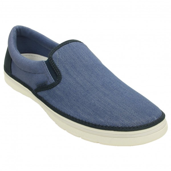 Crocs - Norlin Canvas Slip-On - Chaussons