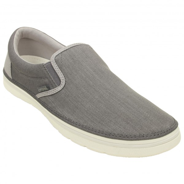 Crocs - Norlin Canvas Slip-On - Seinäkiipeilykengät