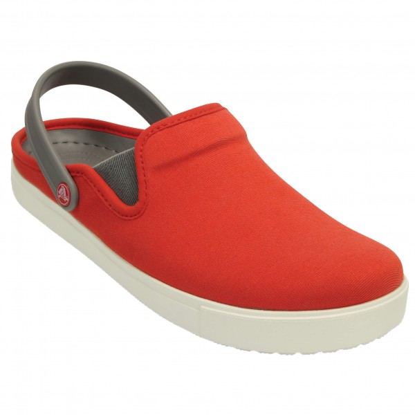 Crocs - CitiLane Canvas Clog - Sandals