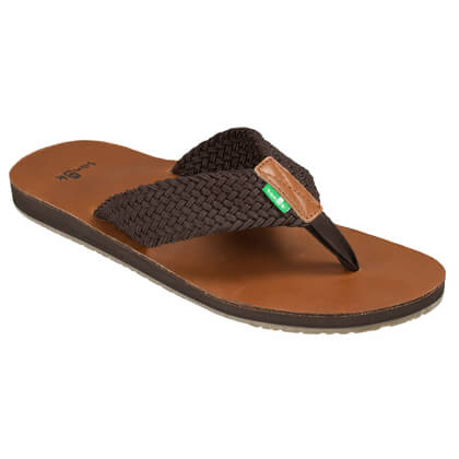 Sanuk - John Doe Braided - Sandals