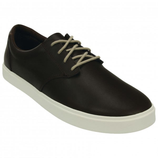 Crocs - CitiLane Leather Lace-up - Ulkoilusandaali
