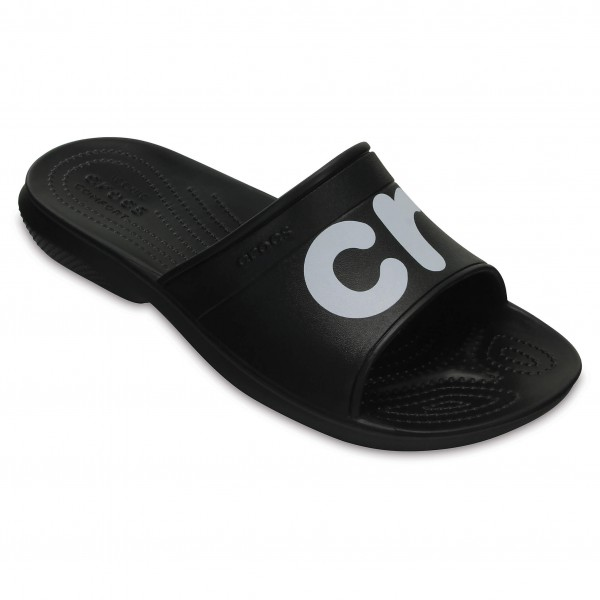 Crocs - Classic Graphic Slide - Outdoorsandalen - Sandalen
