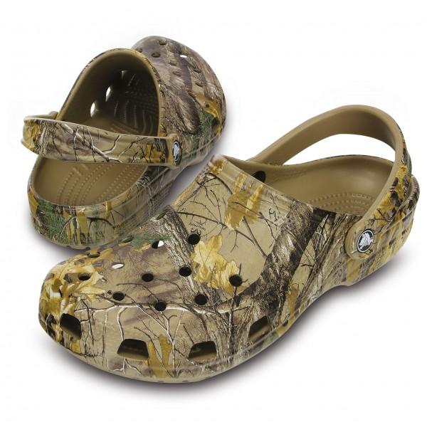 Crocs - Classic Realtree Xtra Clog - Sandaler