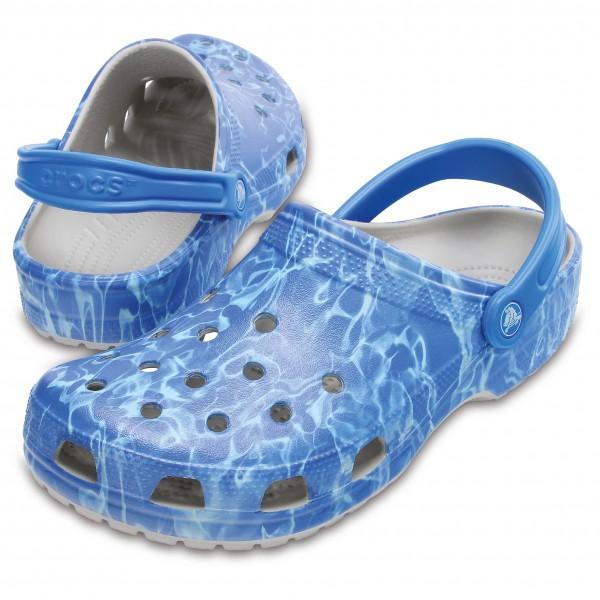 Crocs - Classic Water Graphic Clog - Outdoorsandalen