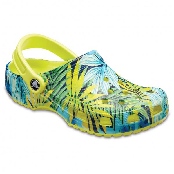 Crocs - Classic Graphic Clog - Sandalen