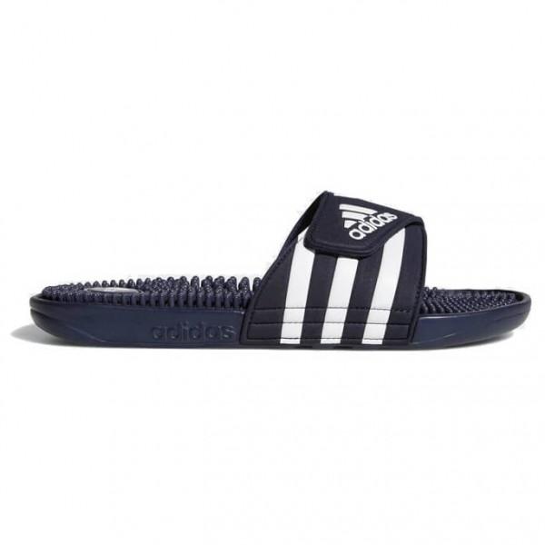 adidas - Adissage - Sandalen New Navy / New Navy / Running White FTW