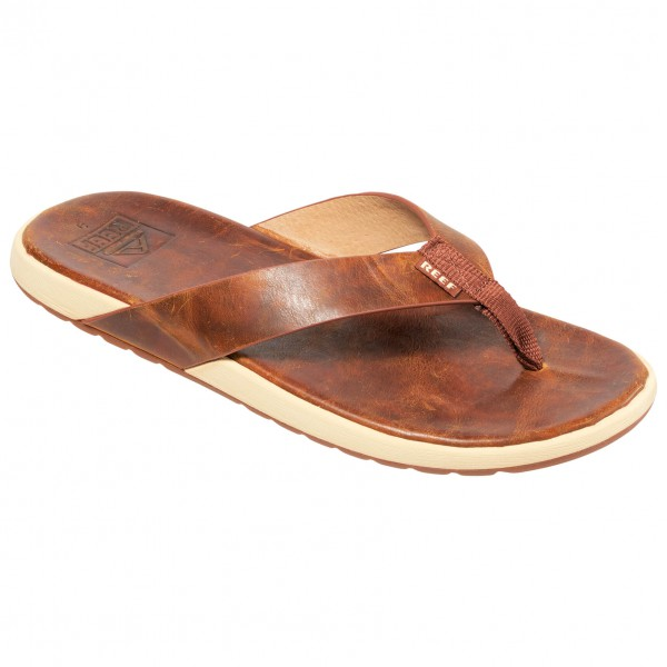 Reef - Contoured Voyage Leather - Sandaler