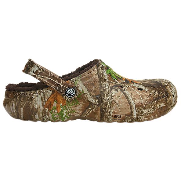 Crocs - Classic Lined Realtree Edge Clog - Sandaler