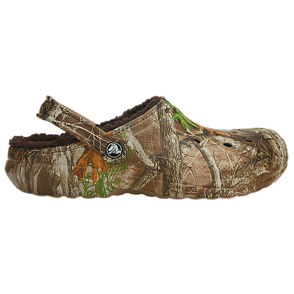 Crocs - Classic Lined Realtree Edge Clog - Ulkoilusandaalit