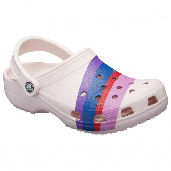 Crocs - Classic Seasonal Graphic Clog - Ulkoilusandaalit
