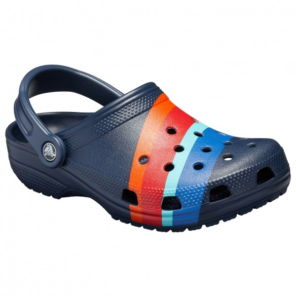 Crocs - Classic Seasonal Graphic Clog - Sandals