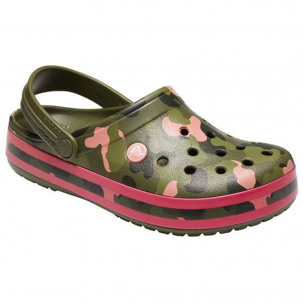 Crocs - Crocband Seasonal Graphic Clog - Ulkoilusandaalit
