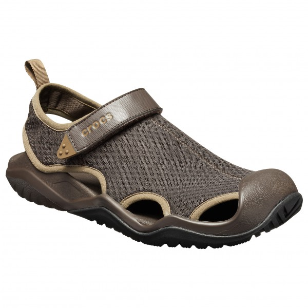 Crocs - Swiftwater Mesh Deck Sandal - Sandaler