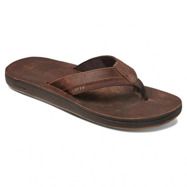 Reef - Leather Contoured Cushion - Sandaler
