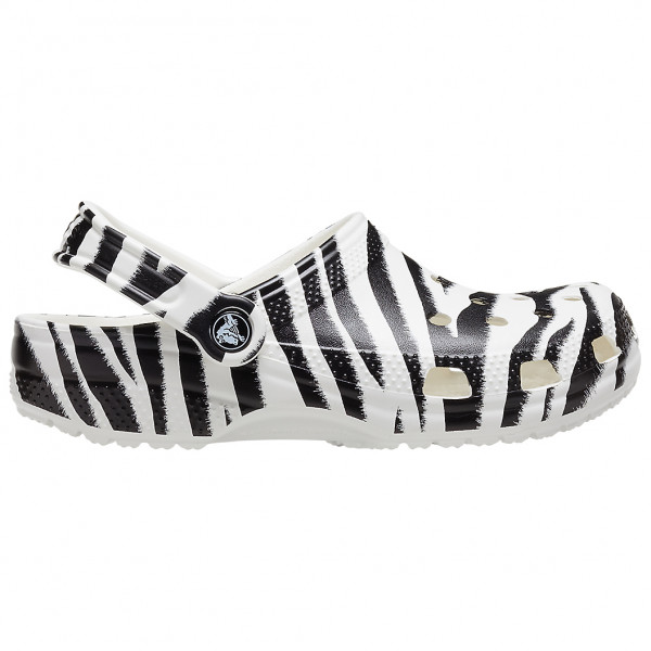Classic Animal Print Clog - Sandals