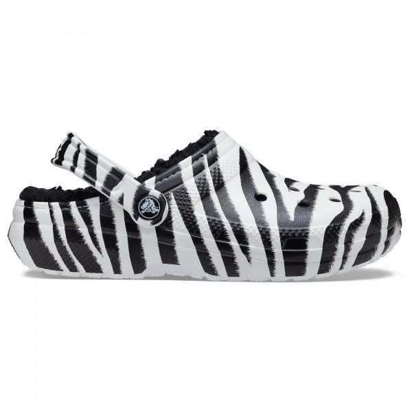 Crocs - Classic Lined Animal Print Clog - Sandals