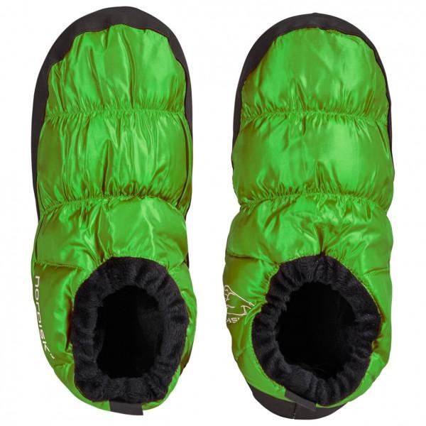 Nordisk - Mos Down Shoes - Hutpantoffels