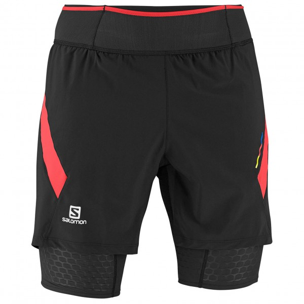 Salomon - S-Lab Exo Twinskin Short - Juoksuhousut