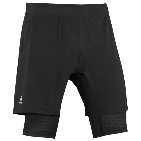 Salomon - Exo Wings Twinskin Short - Laufhose