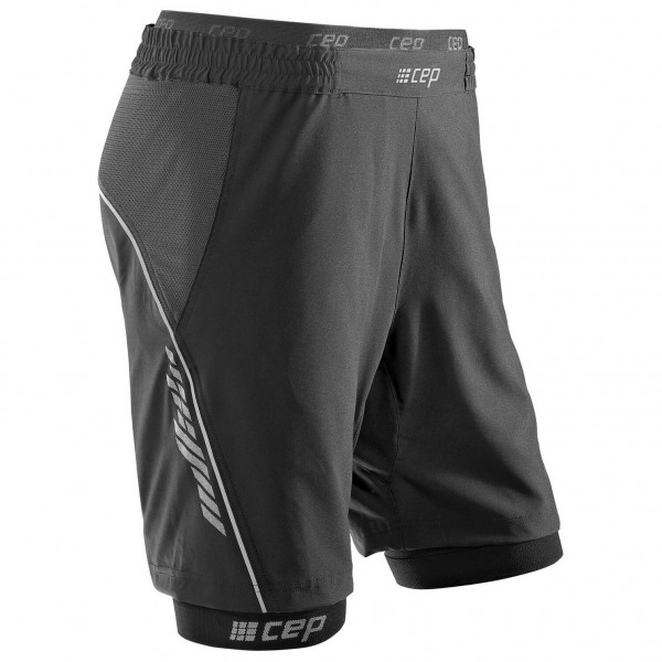 CEP - 2 In 1 Run Shorts - Juoksuhousut